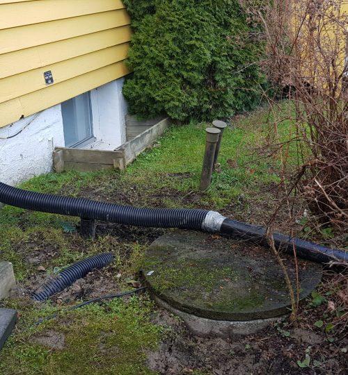 Rådgivning ang. flomproblematikk på Ellingsrud