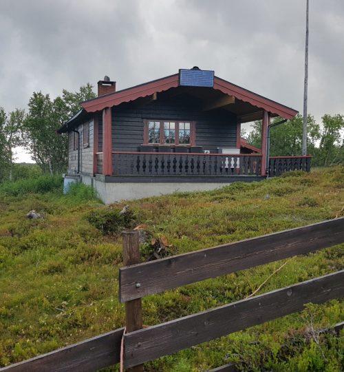 Prosjektering av nytt renseanlegg for hytte i Sør-Aurdal