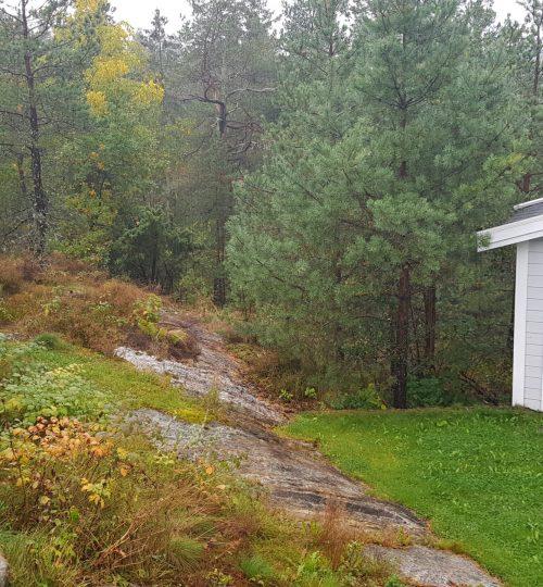 Prosjektering av nytt renseanlegg for hytte på Nesodden