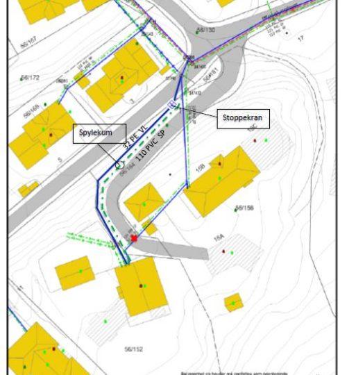 VA-plan for enebolig på Konglungen, Asker